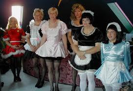 sissy maid group