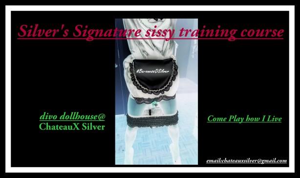 sissy maid training